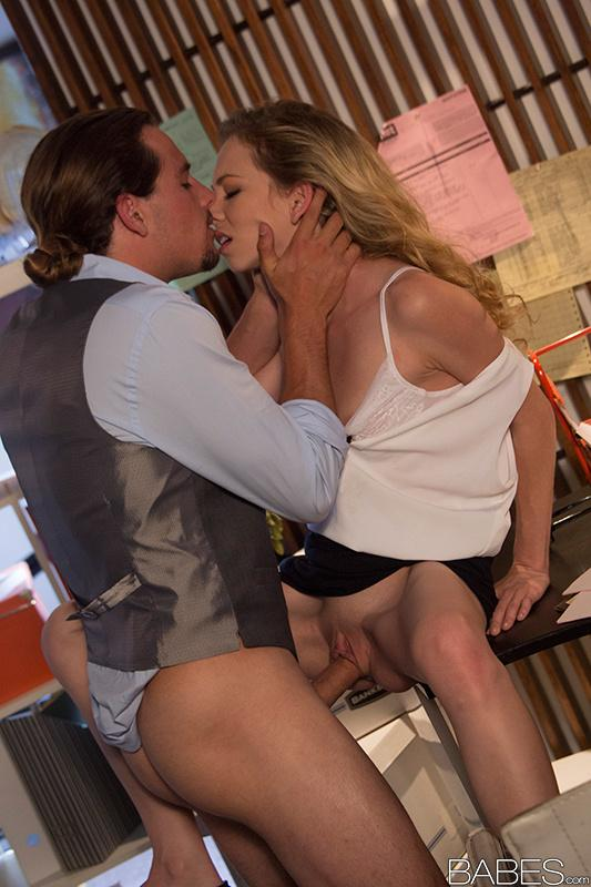 from Melvin hottest babes fuck at the office