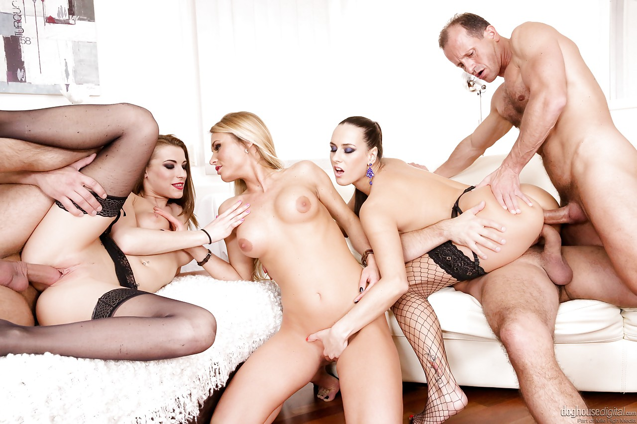 Group xxx sex hard — 3