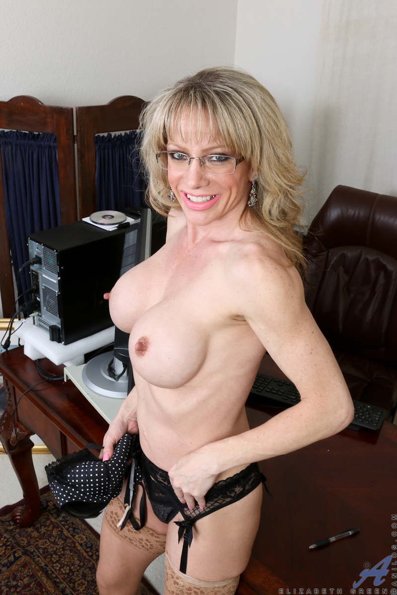 You migraine mature mom big tits glasses with you