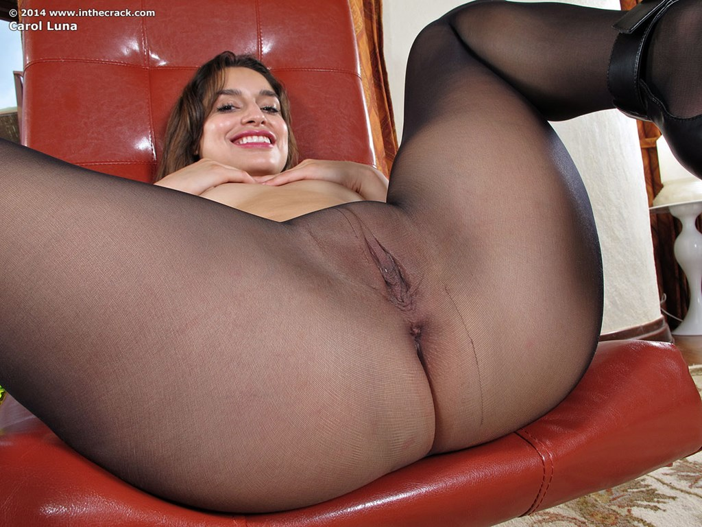 Latina women in pantyhose