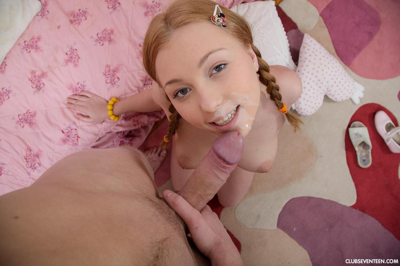 Teens tries hard to squirt and she achieves goal - 3 part 10
