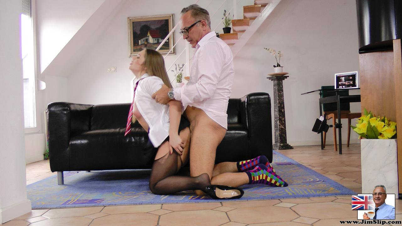 Alessandra jane fucked hard by sam bourne039s hard daring cock - 3 part 3