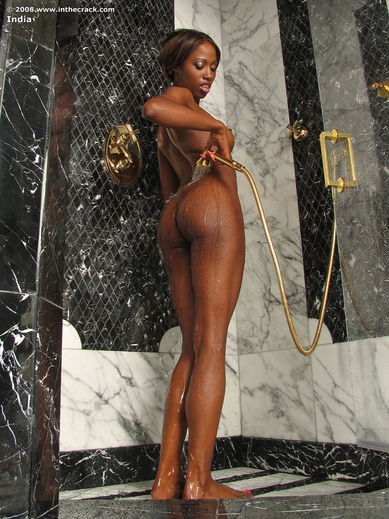 from Romeo hot black ebony pornstar model