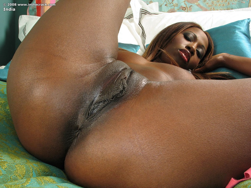 is india pussy black