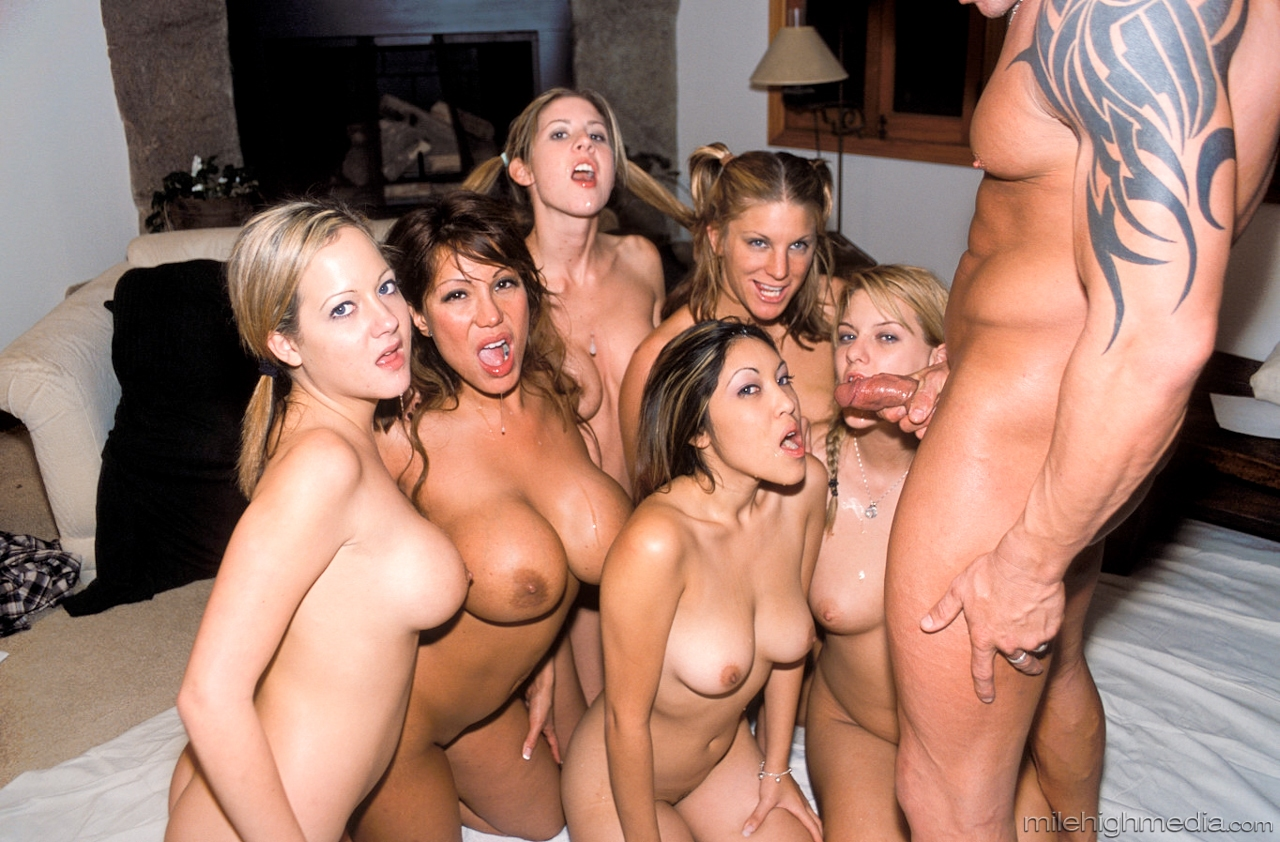 Large multiple gang bang