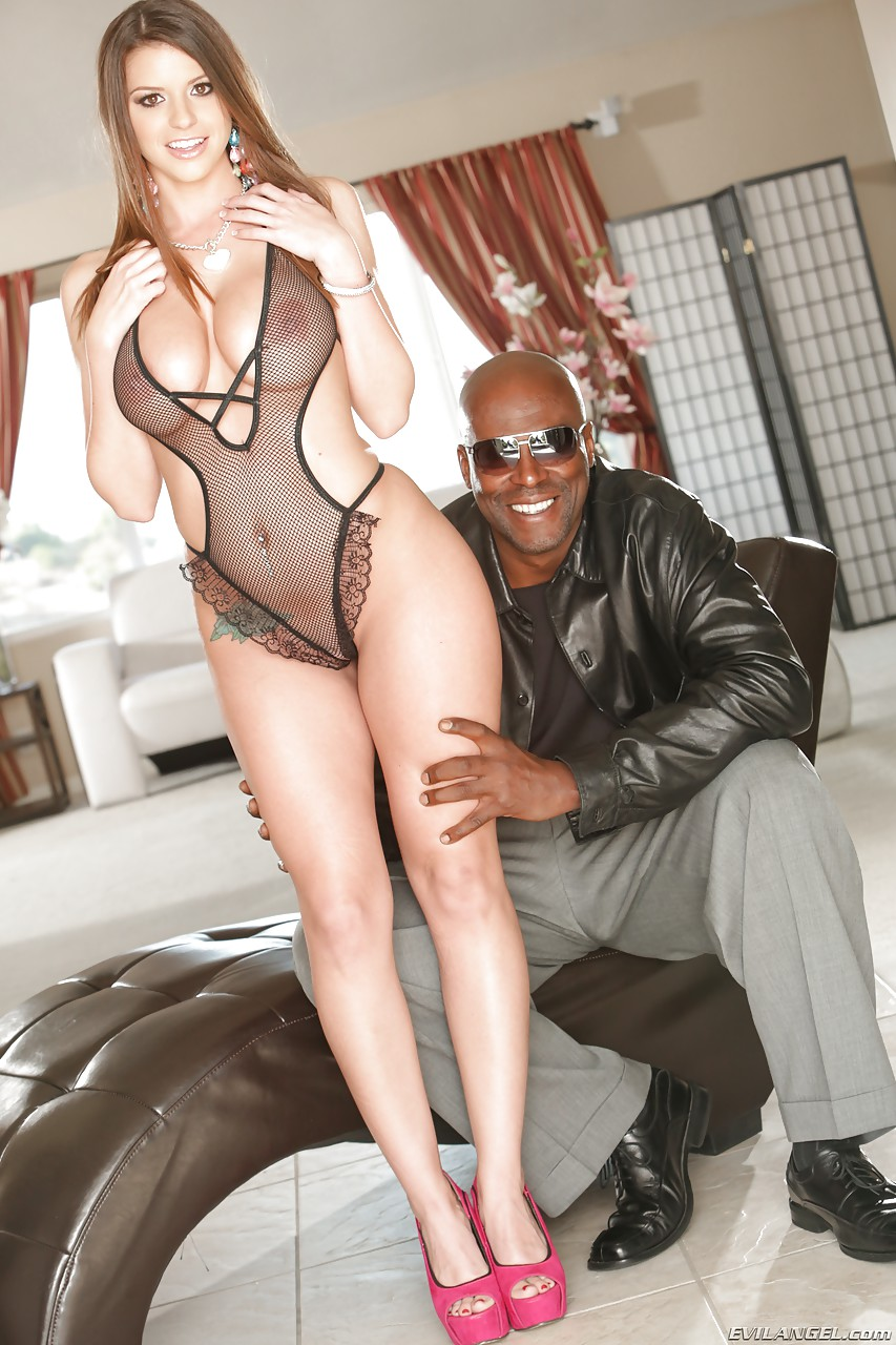 Sexy kagney rides on a big black cock porn director 6