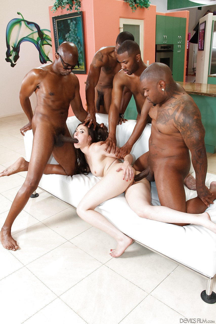 Big Black Dicks Masturbating