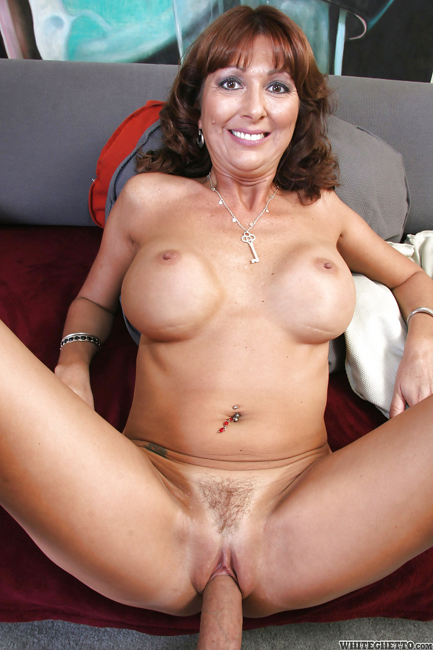 Mature fake boobs porn