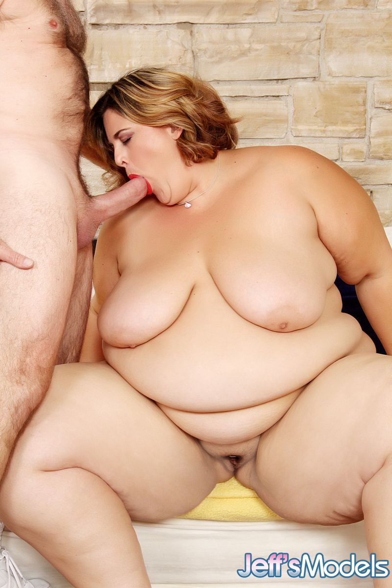 morbidly obese woman spread