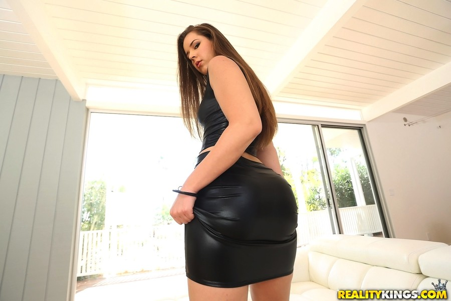 Tight skirt porn videos