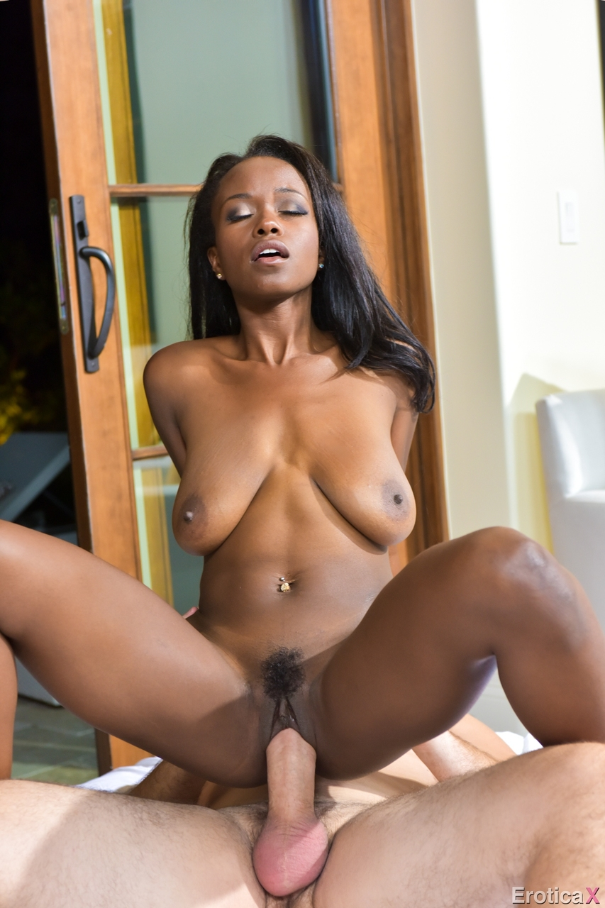 Hot Black Milf Nude