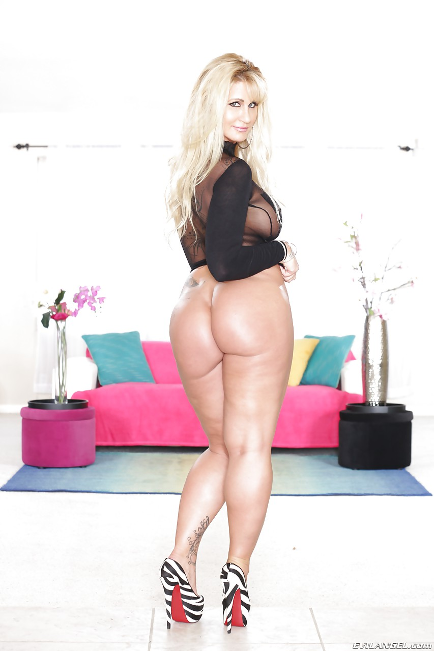 Blonde Teen Big Ass Bbc
