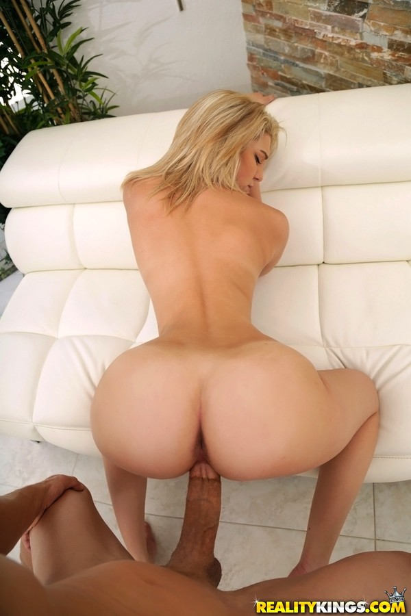 Busty Blonde Teen Big Ass