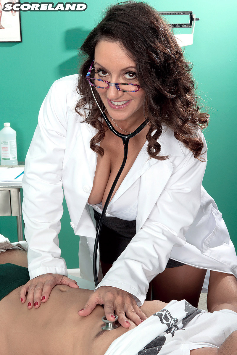 Logically Hairy doctor sex photo