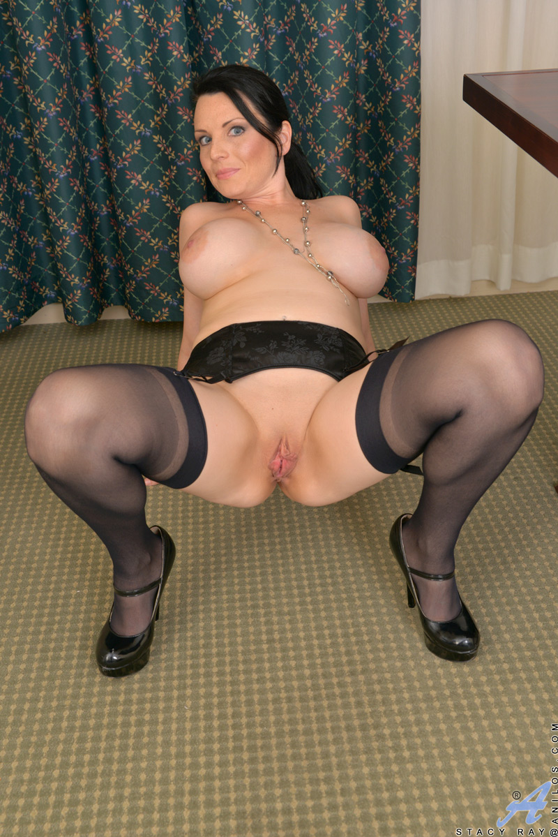 Cougar housewife stockings consider