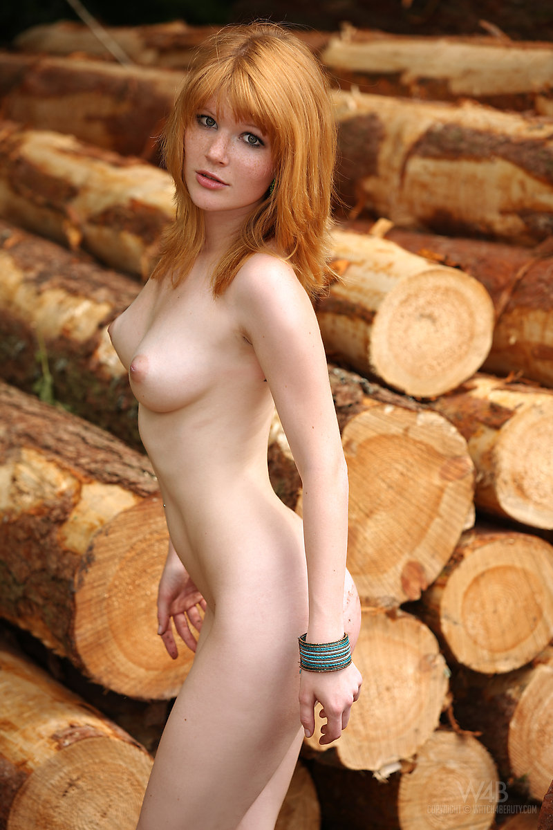 Consider, that Lynette beautiful redhead nude useful