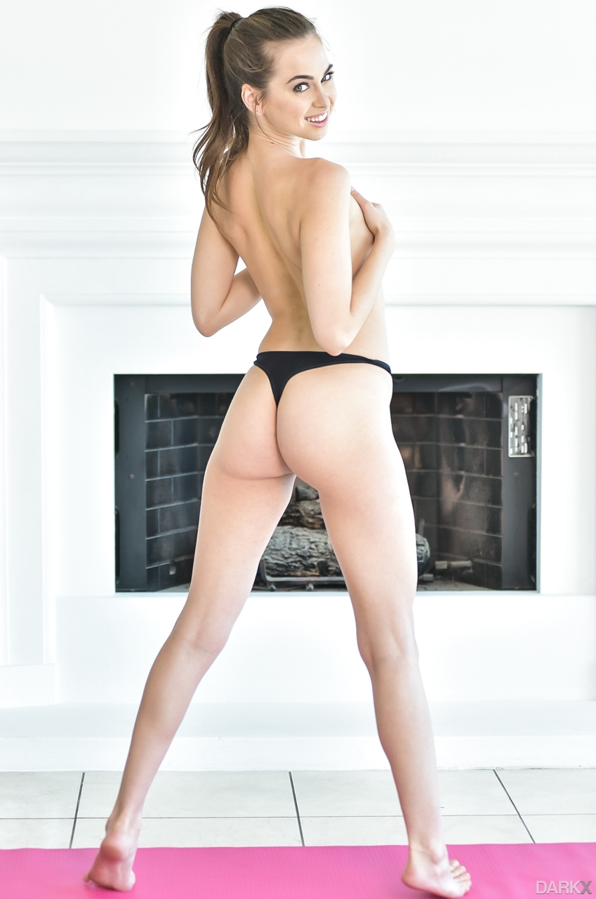 Valuable message riley reid yoga pants thought differently