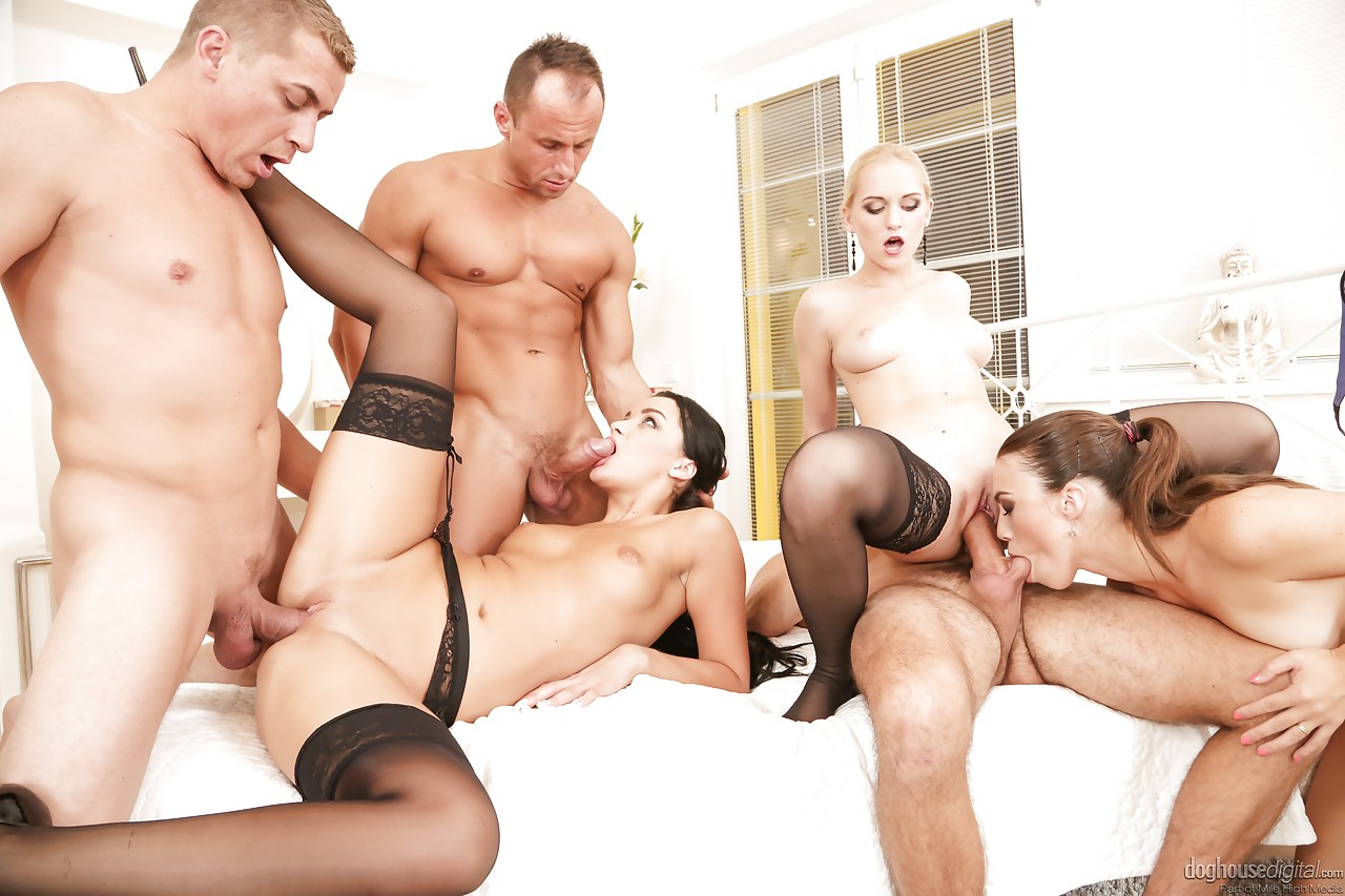beautiful black orgies