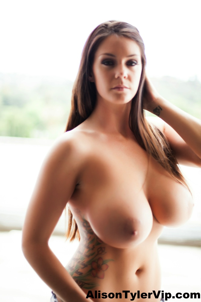 Something Alison tyler solo