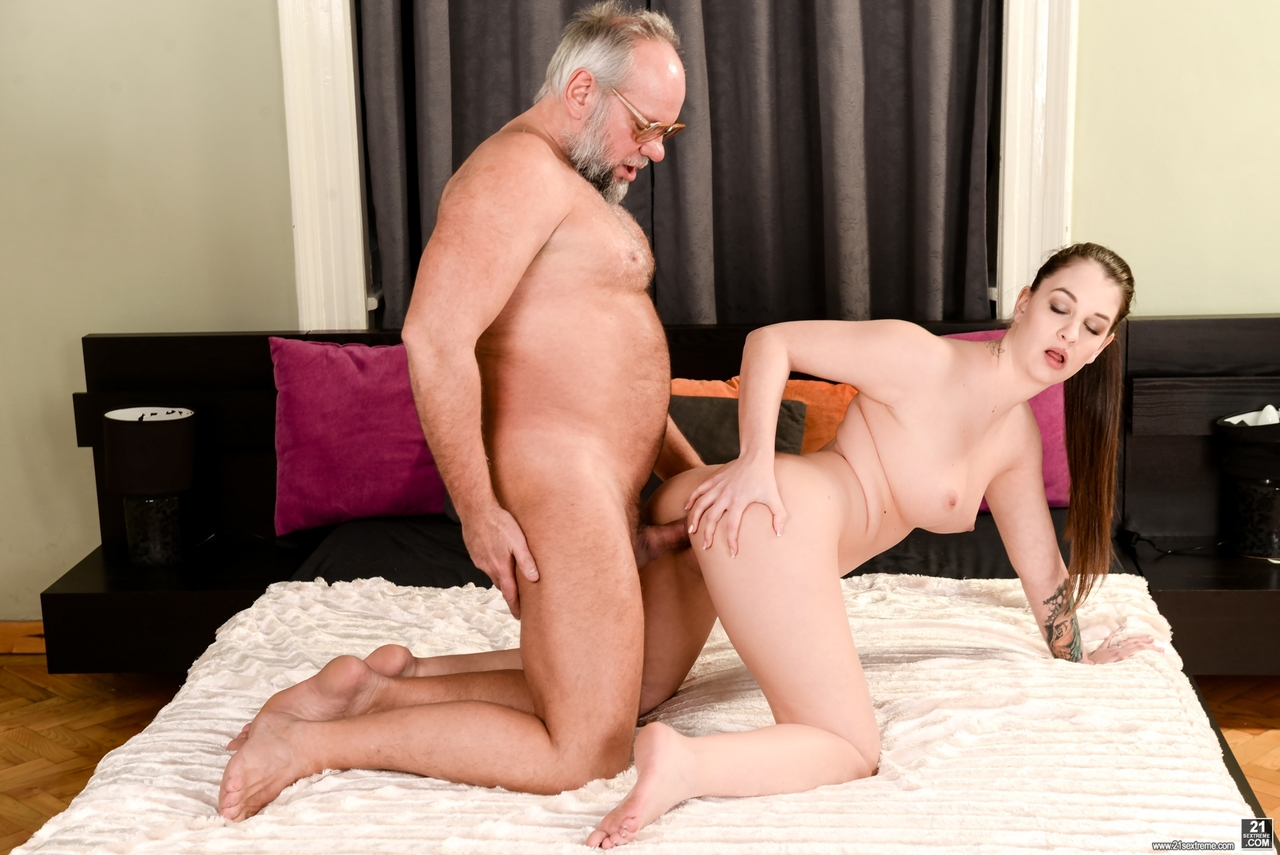 Japanese milf fucked by grandpa on gotporn