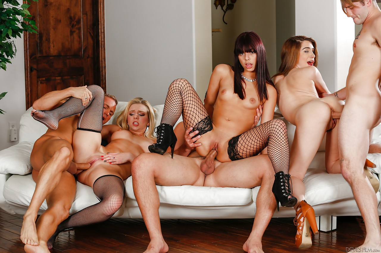 adult bang gang group orgy sex
