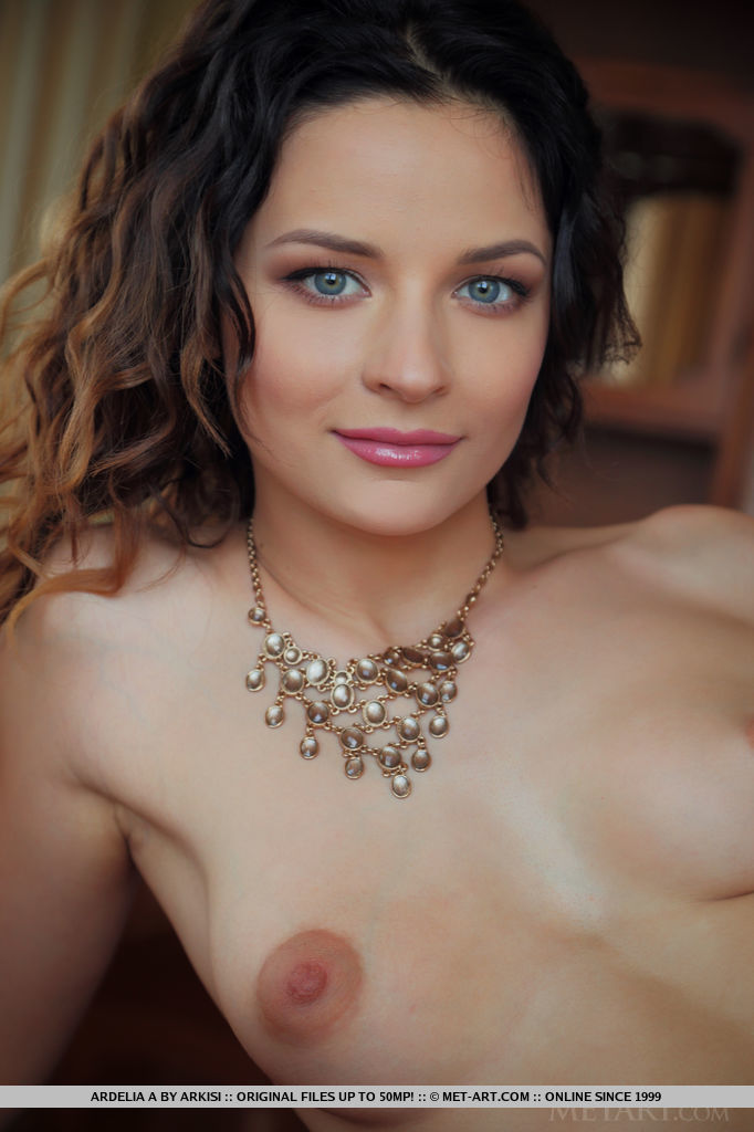 Teen babe Ardelia A flaunting small perky tits and and shaved pussy porno fotoğrafı #422381511   Met Art, Ardelia A,, mobil porno
