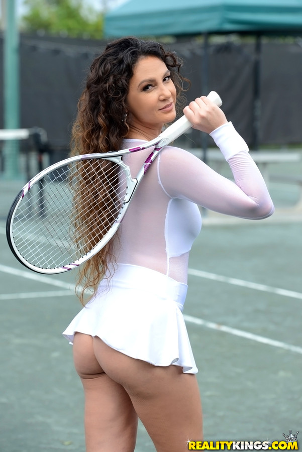 Tennis players hot fuck sex
