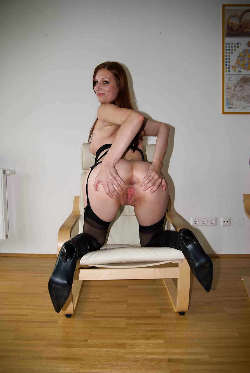 European amateur Giulietta Canale banging 2 dicks in ...