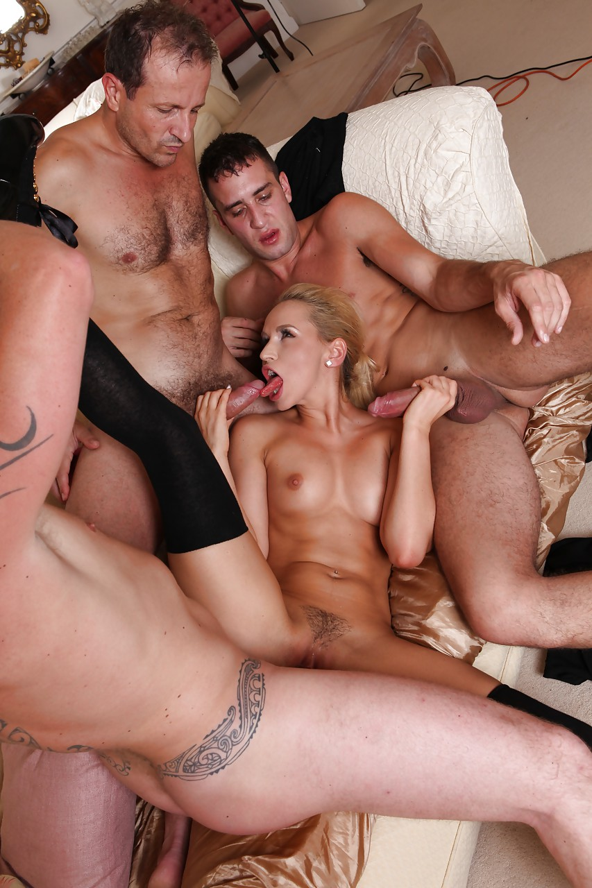 group sex with dp