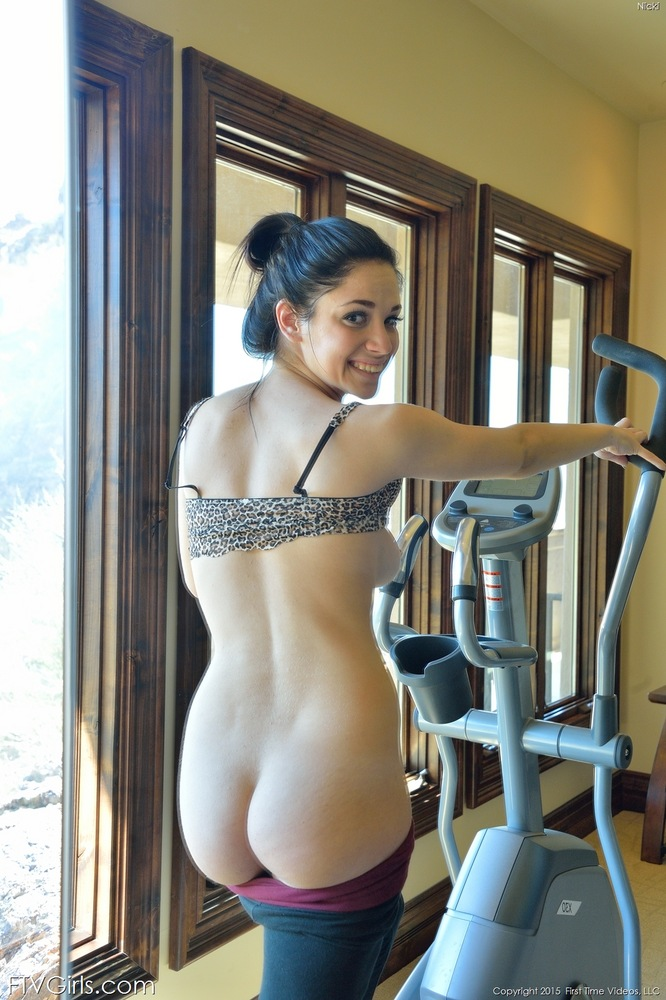 Sexy girls in workout close nude interesting