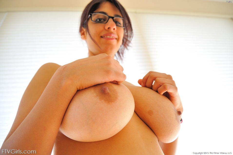 Big Natural Tits Teen Sister