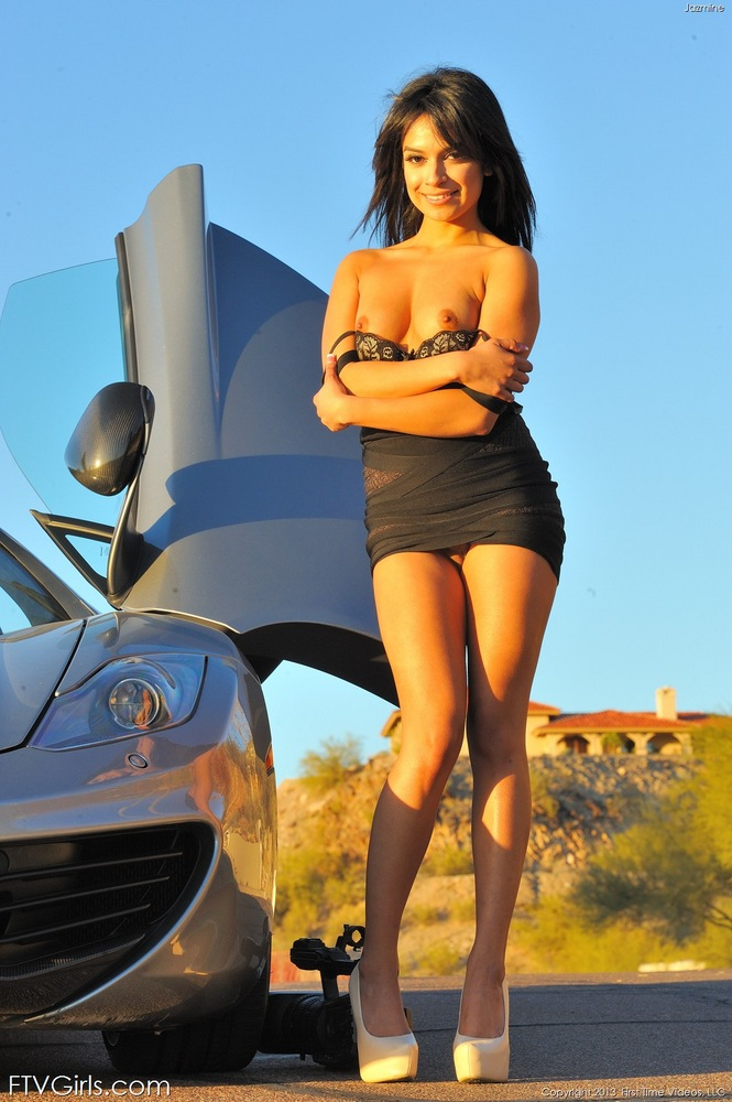 fast cars and teen girls