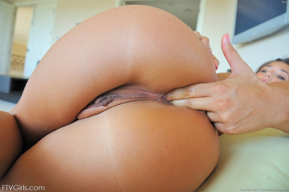 Huge ass masturbating