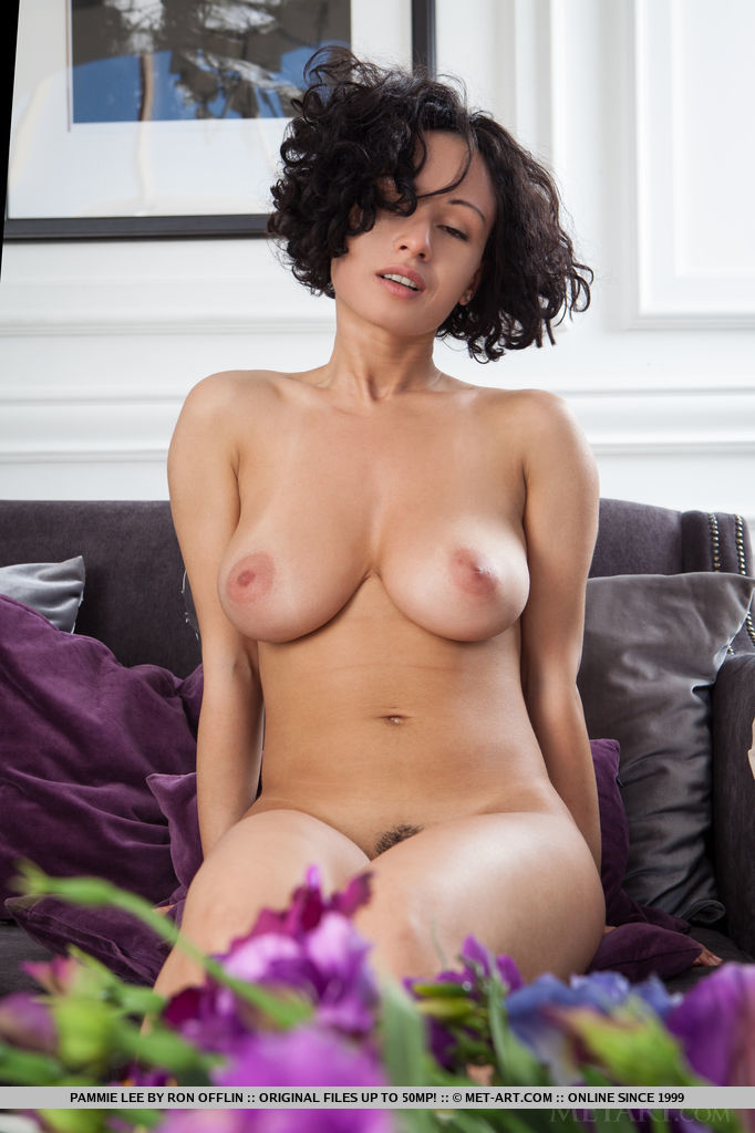 Sugar sweet busty mature