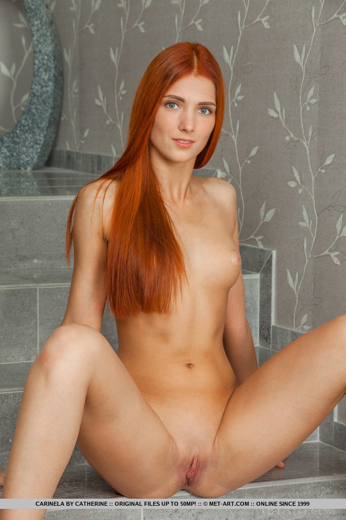 beautiful sexy redheaded german women