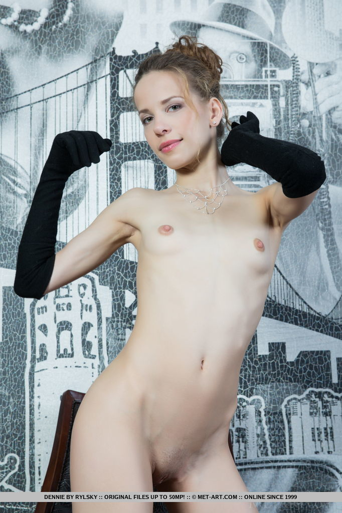 hotest girl in the naked
