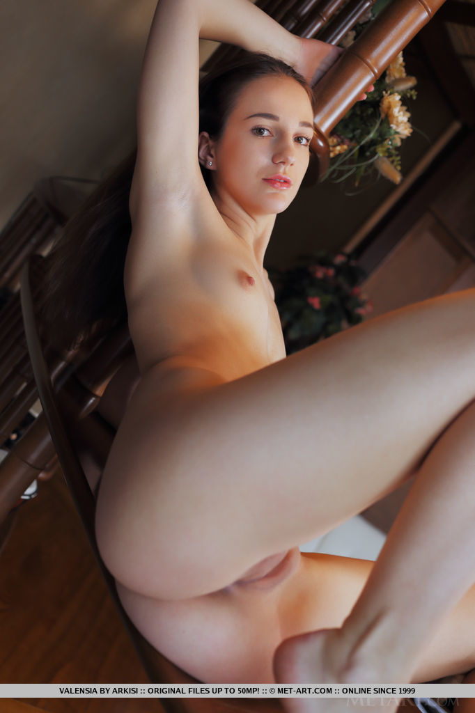 Tiny and young virgin naked
