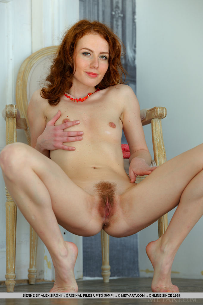 Girl rides mounted dildo