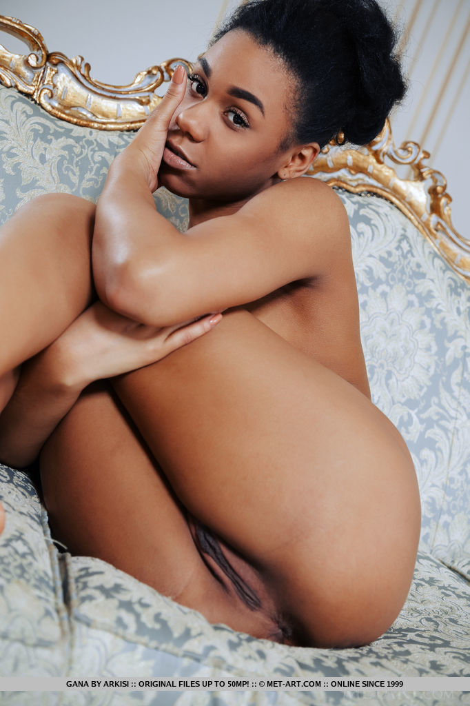 Hot young black women