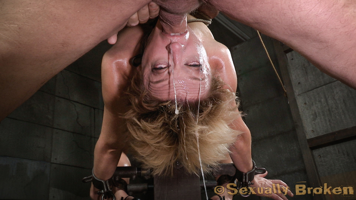 Beautiful Mona Gets Face Fucked And Vibrated To Multiple Orgasms