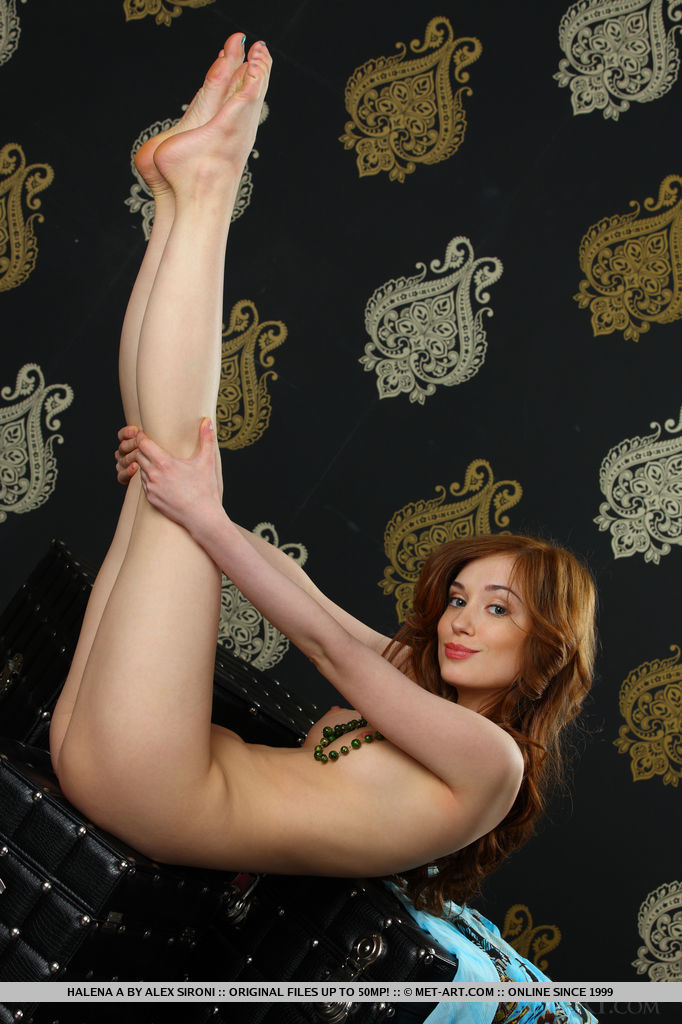 Redhead long mpegs