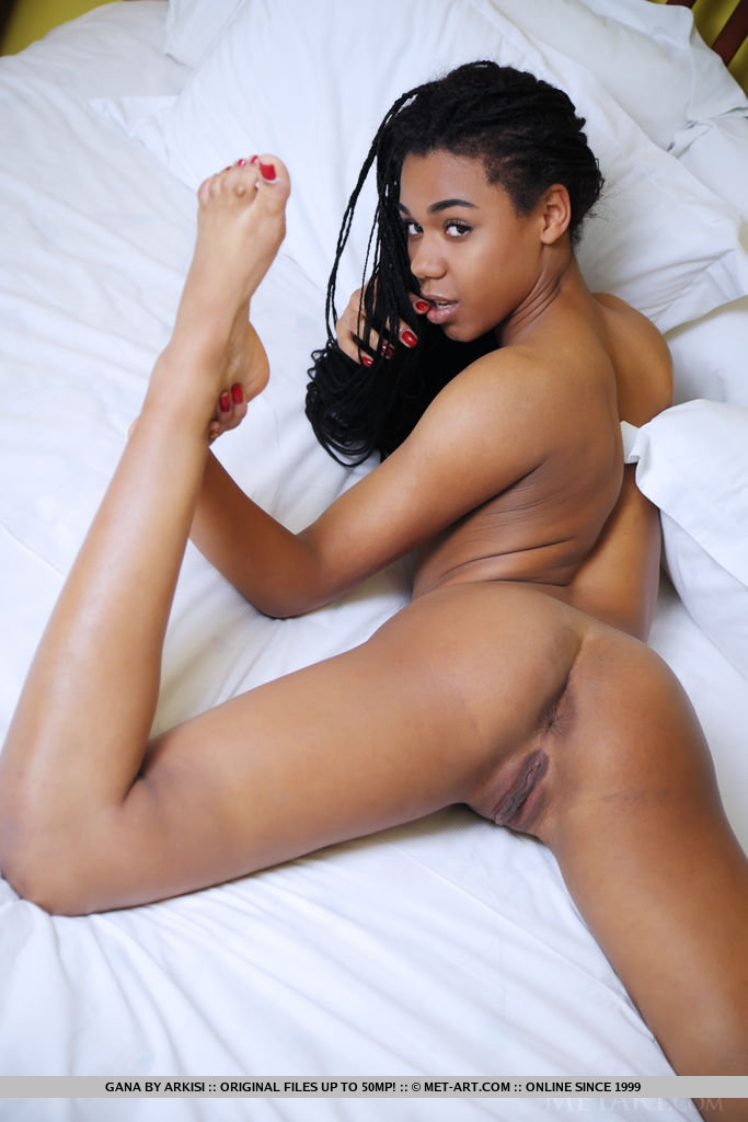 Black ethiopian girls naked