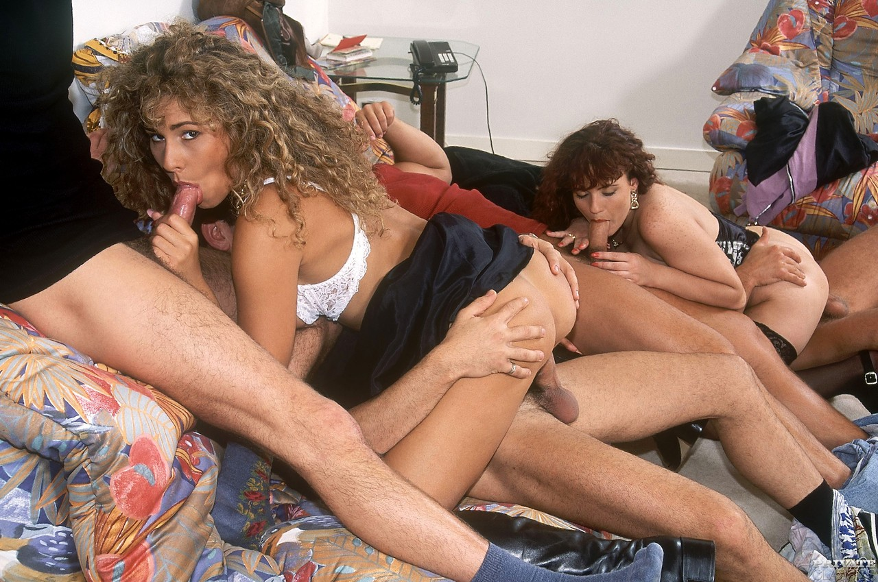 Sex from the 80 s
