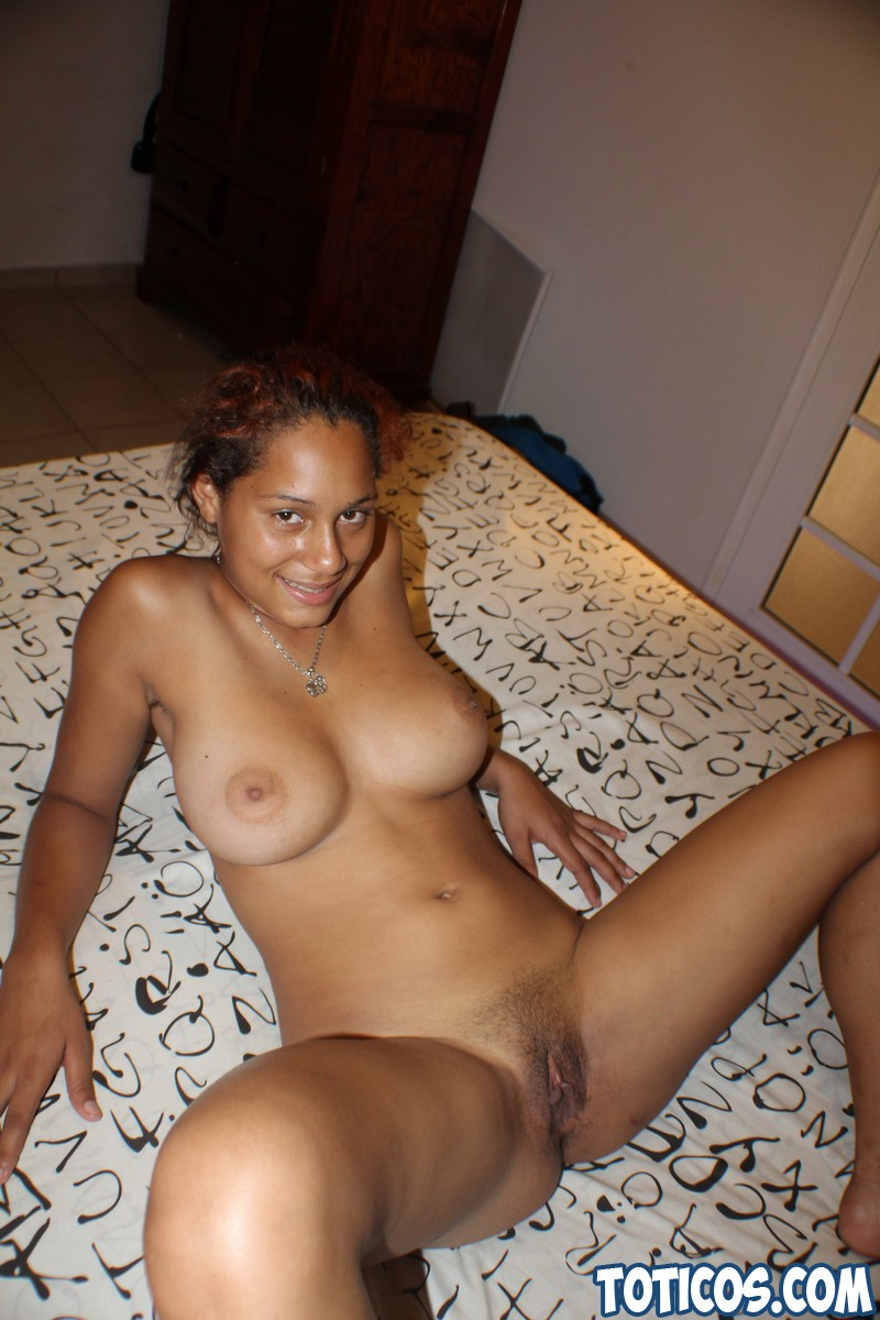 Black pretty girl naked