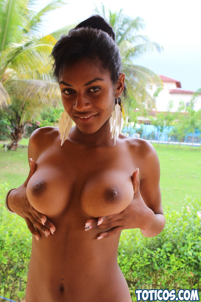 Big booty dominican girls naked consider