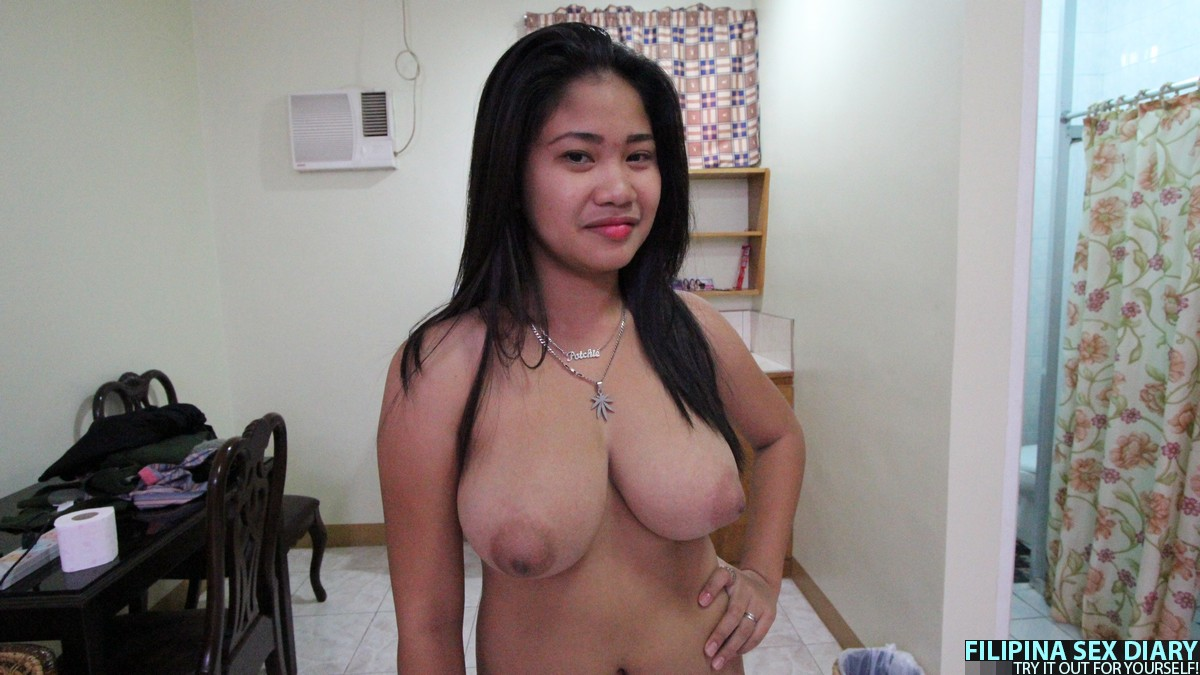 With Pinay black beauty nude