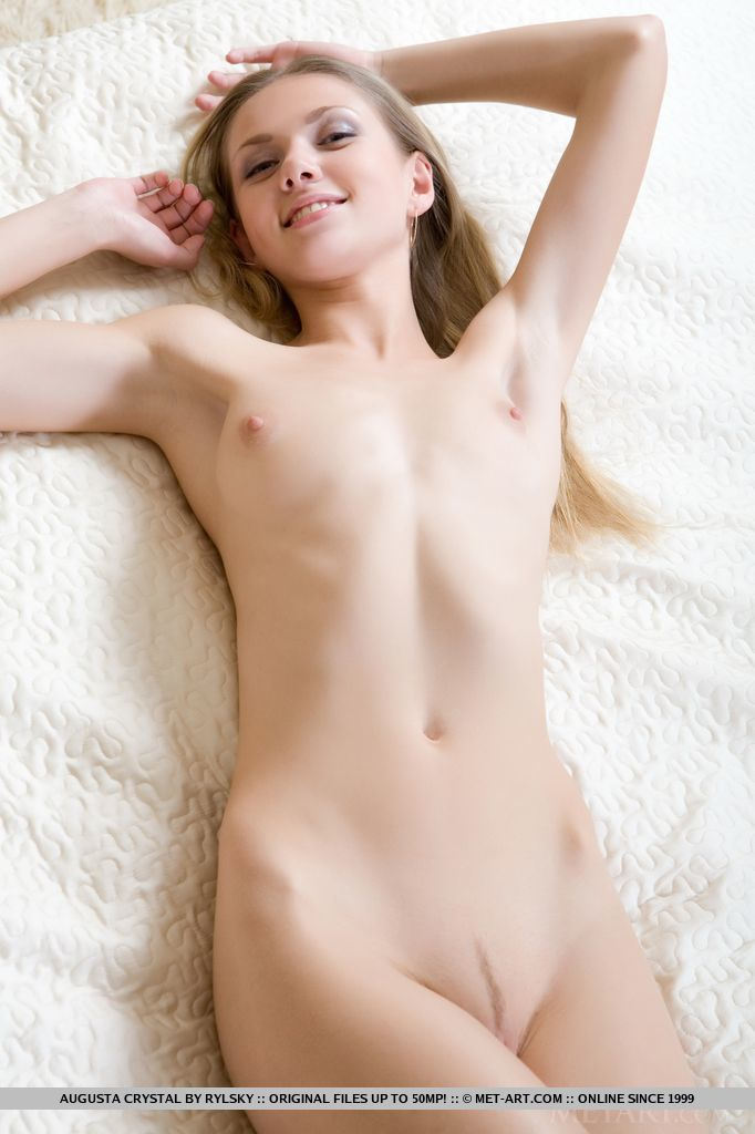 young beautiful nude