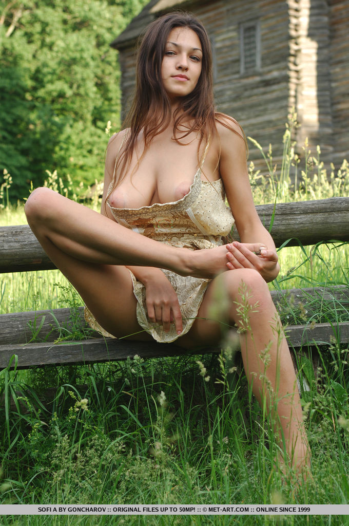 Country girls boobs and pussy photo