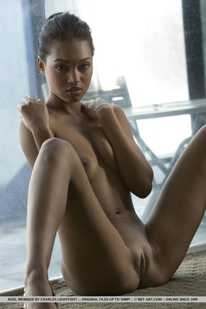 Beautiful Black In Nude
