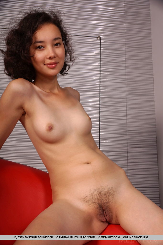 art nude met Asian